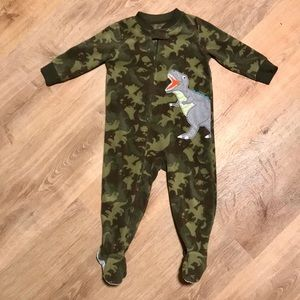Carter's  Dinosaur one piece.